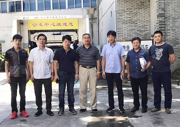 浙江省杭州市车辆管理中心无人值守洗车机采购项目(图2)